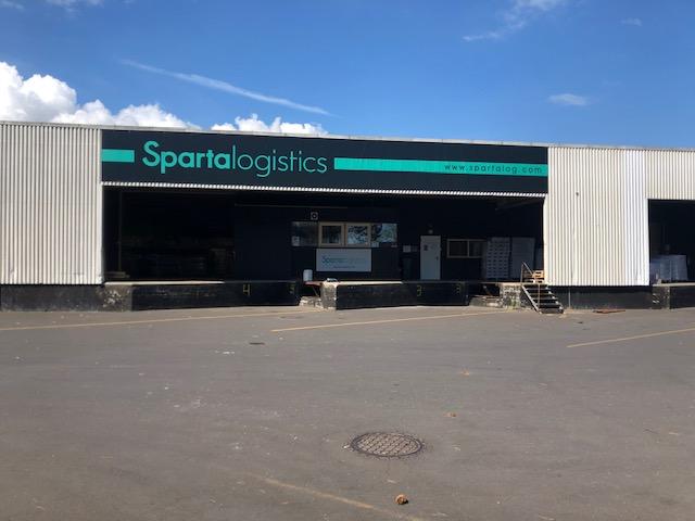 Sparta Logistics udvider kapaciteten med 3000 m2 rampe lager
